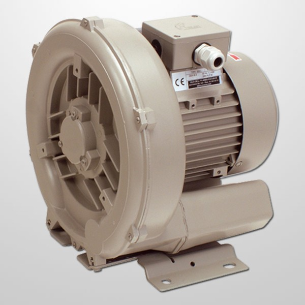 Blower Industrial 1.5HP - 230V. - 50Hz. (Monofásico)