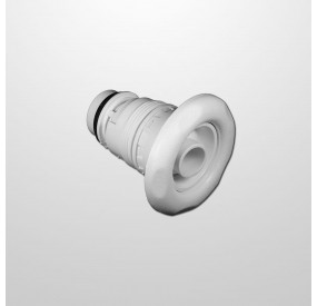 Jetpool Orientable Blanco Ø87 mm.