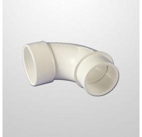 "Curva PVC 90º Ø2"" (USA) - Macho/Hembra (Encolar)"