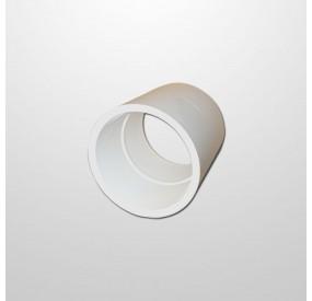 "Manguito PVC Ø1 1/2"" (USA) - Hembra/Hembra (Encolar)"