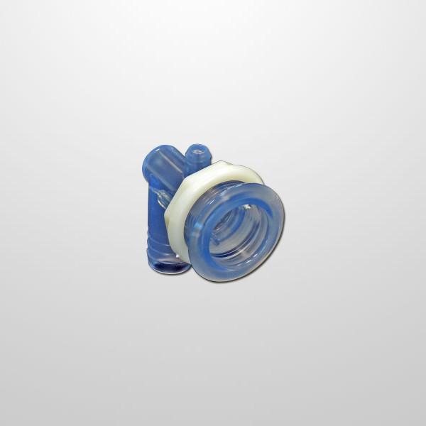 Cuerpo Microjet (Roscado) - Conexiones Ø21 mm. (Agua) y Ø11 mm. (Aire) - (Abrazadera)