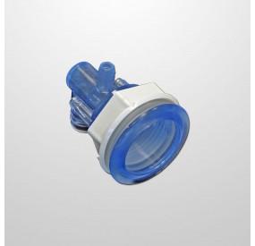 Cuerpo Minijet (Roscado)  - Conexiones Ø21 mm. (Agua) y Ø11 mm. (Aire) - (Abrazadera)