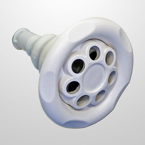 Powermax Blanco(Ø125 mm.) (Roscado)