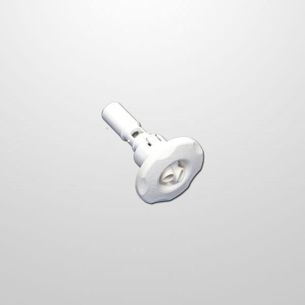 Microjet Pulsator Blanco (Ø50 mm.) (Roscado)