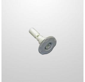 Microjet Orientable Gris (Ø50 mm.) (Roscado)