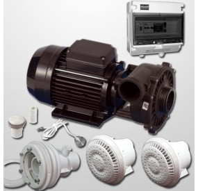 Kit NCC Liner + Bomba 2.0HP + Pulsador Digital Inox 316L
