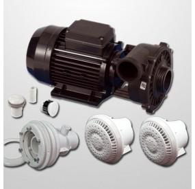 Kit NCC Liner + Bomba 2HP (Neumática)