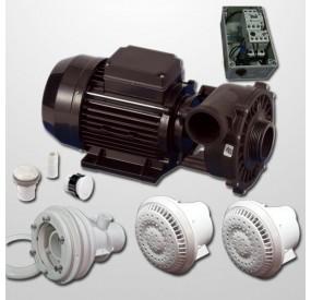 Kit NCC Liner + Bomba 2HP + Cuadro Neumático