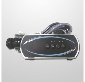 Pulsador Digital 4 Digitos K-91 (Spa)
