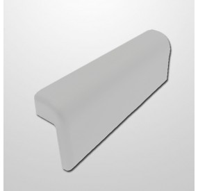 Cabezal Gel Confort Short Blanco (100 x 300 x 50 mm.)