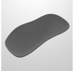 Cabezal Pu Vanilla Silver Gris (2 Ventosas)
