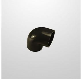 Codo PVC 90º Ø50 mm. (Encolar)