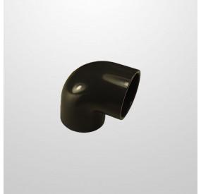 Codo PVC 90º Ø63 mm. (Encolar)