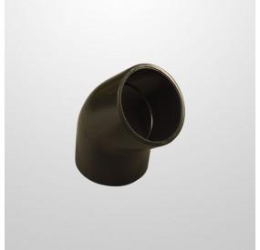 Codo PVC 45º Ø63 mm. (Encolar)