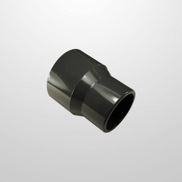 Reducción Cónica PVC Ø75-63x50 mm. (Encolar)