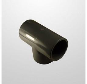 Te PVC 90º Ø63 mm. (Encolar)