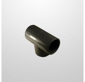 Te PVC 90º Ø40 mm. (Encolar)