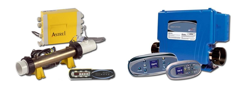 Kits electrónicas Spa
