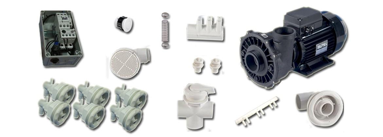 Hydromassage + Jet Stream Kits