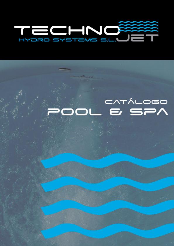 Catálogo Pool & Spa Technojet